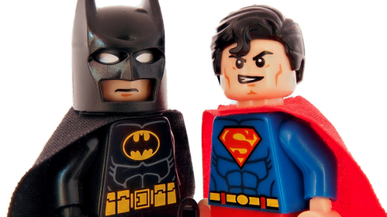 1 MINUTE MATTERS: HOW YOU CAN BECOME A SUPERHERO