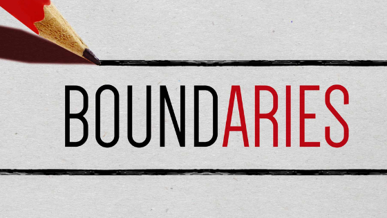 1 MINUTE MATTERS: 6 STEPS TO SET PERSONAL BOUNDARIES