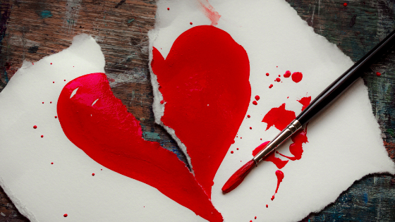 1 MINUTE MATTERS: MY VALENTINE'S DAY DISASTER
