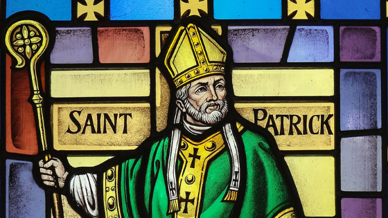 1 MINUTE MATTERS: THE LEGEND OF SAINT PATRICK AND THREE INTERESTING FACTS ABOUT HIS DAY