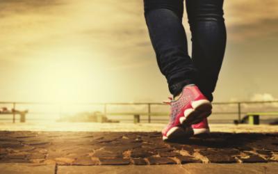 1 MINUTE MATTERS: TAKE A GRATITUDE WALK