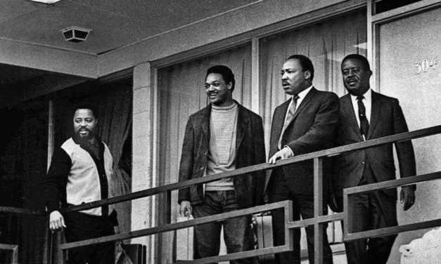 1 MiNUTE MATTERS: DR. MARTIN LUTHER KING  JR'S LAST REQUEST