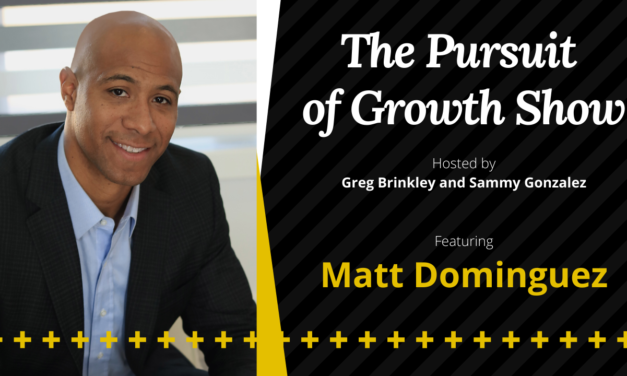 Matt Dominguez – Live TPG Show 27