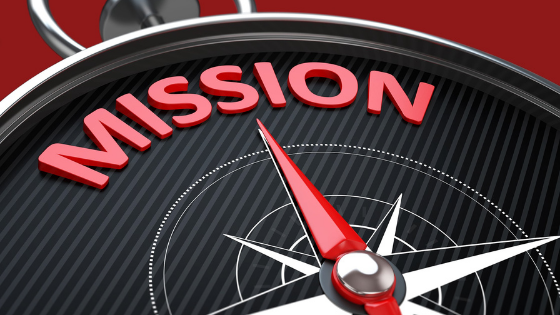 1 MINUTE MATTERS: WHY YOU NEED A PERSONAL MISSION STATEMENT